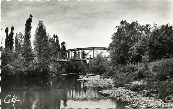 cely-pont-de-fer-sur-l-hers-vers-1950